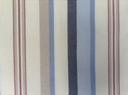 Boat Bedding Fabrics - Padstow Stripe