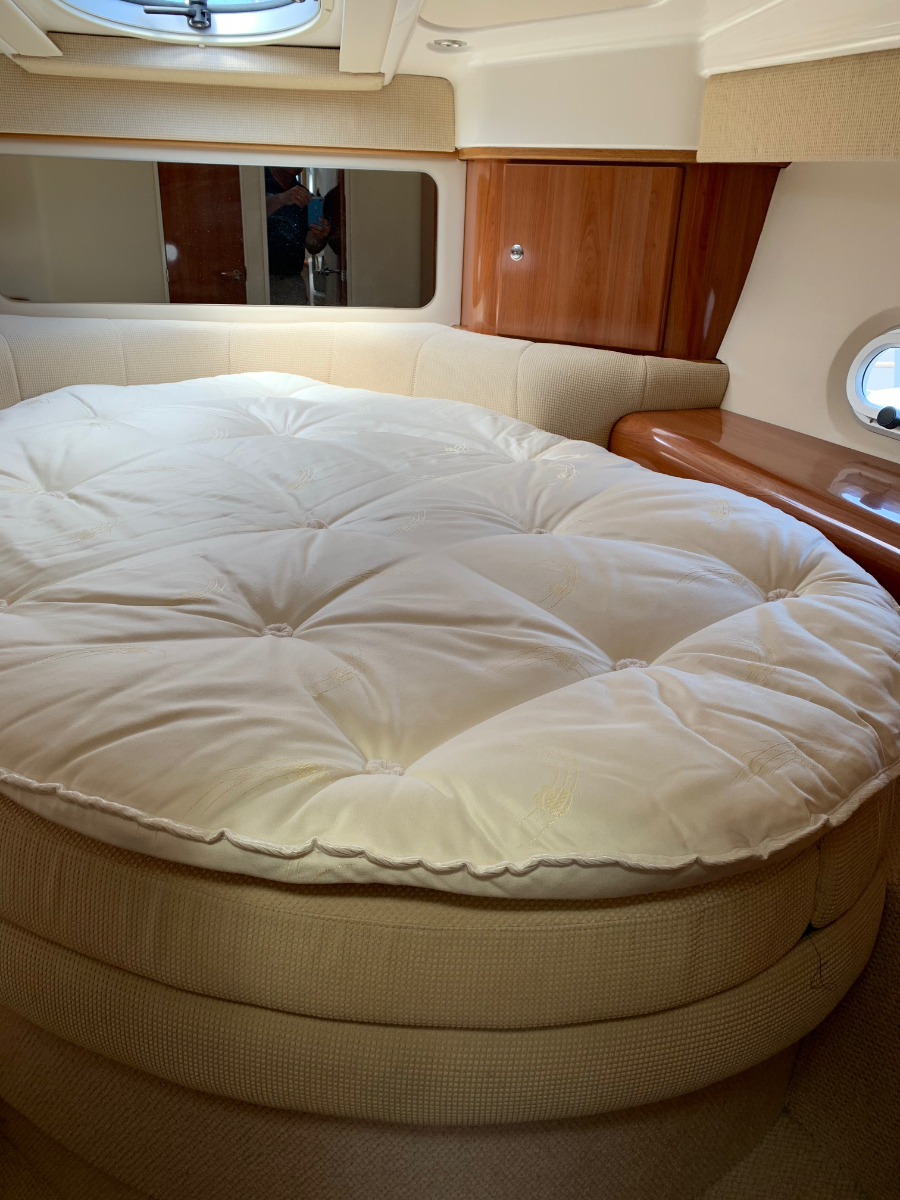 Marine Bedding - Boat Mattress Toppers 1