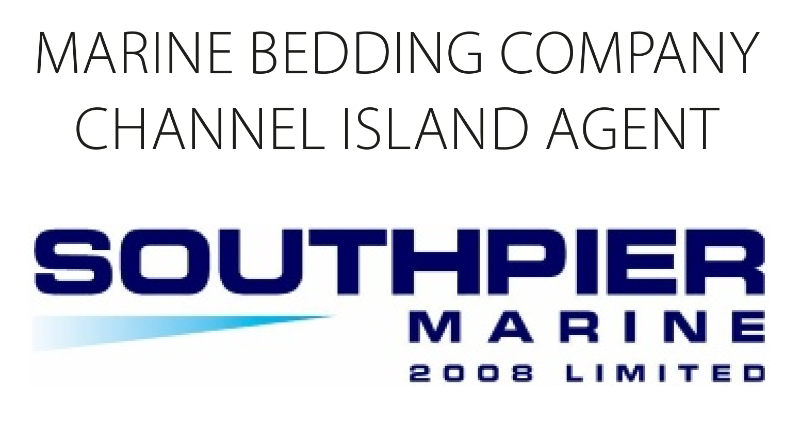 Southpier Marine are Channel Island agents for Marine Bedding Company, suppliers of boat bedding and mattresses