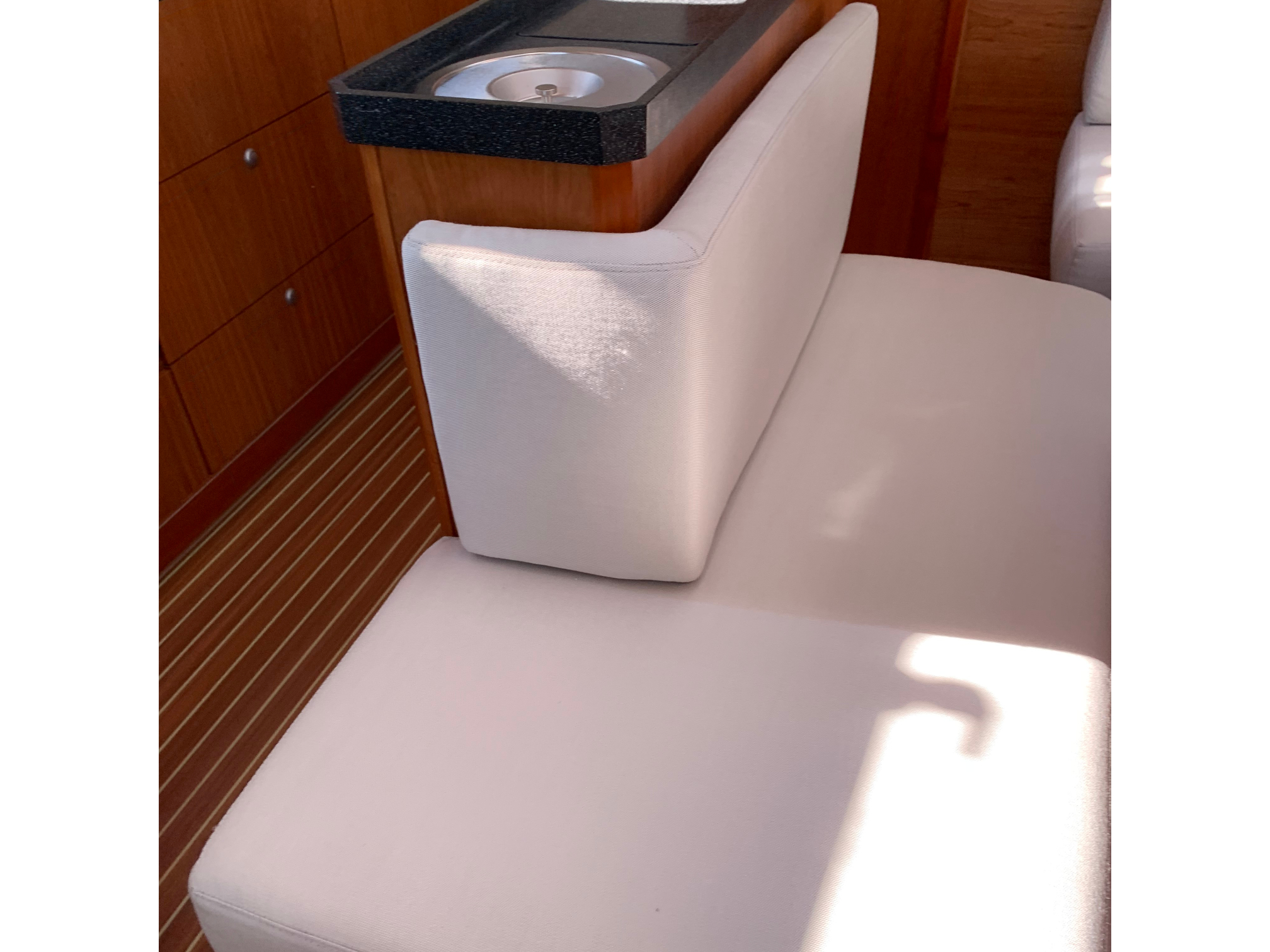 Marine Bedding Boat Upholstery - Saloon Boat Upholstery